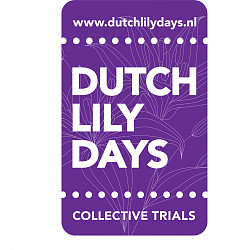 Dutch Lily Days     2-5 June